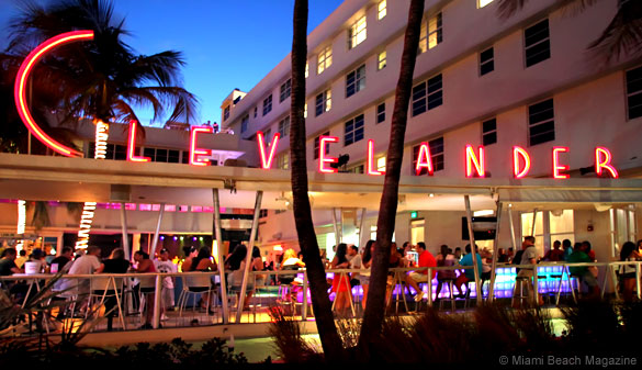 Clevelander On Ocean Drive A Trip To Miami Beach