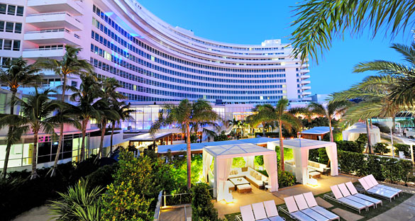 Fontainebleau Miami Beach Resort Spa